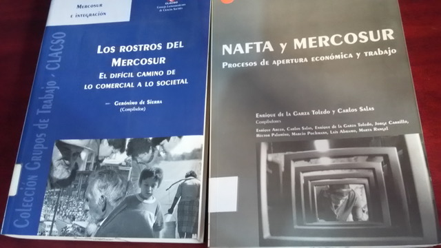 nafta and mercosur books